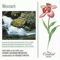 Mozart;Piano Concertos 1,21