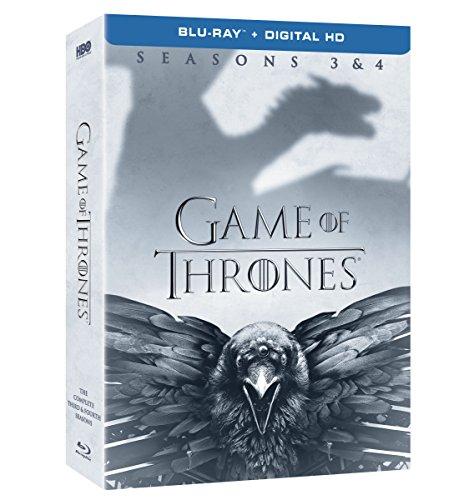 Game of Thrones Season 3 - 4 (2PK/ELITESC/BD+DC) [Blu-ray]