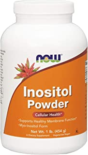 Now Foods 100% Pure Inositol Powder. 1 lb