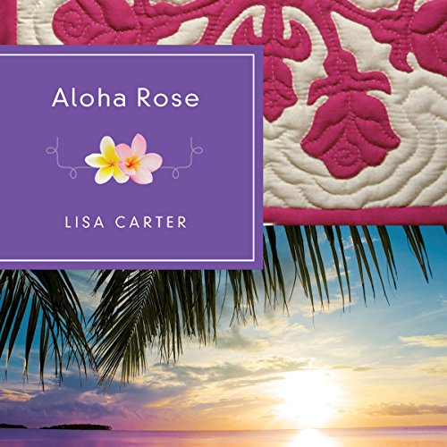 Aloha Rose audiobook cover art