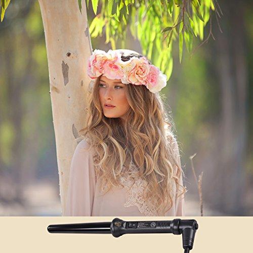 Golden Curl Lockenstab Hair Curler GL506 – langanhaltende Locken für alle Haartypen – unglaubliche 5-Jahres Garantie (18mm – 25mm, Germany) - 8