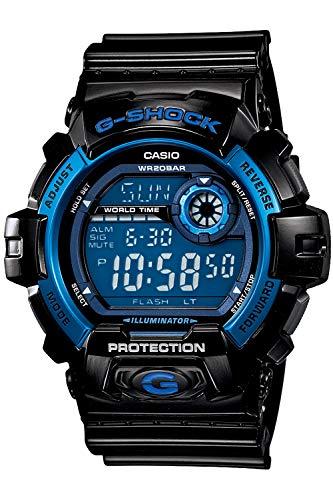 [カシオ] 腕時計 ジーショック G-8900A-1JF ブラック