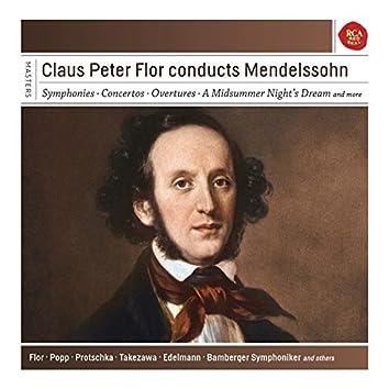 Claus Peter Flor Conducts Mendelssohn