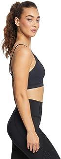 Rockwear Activewear Women's Li Adjustable Sports Bra Black 8 From size 4-18 Low Impact Bras For