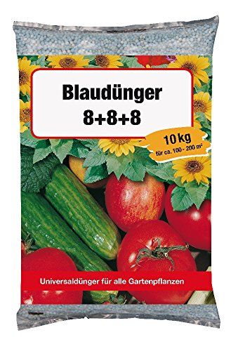 Blaudünger 8+8+8 NPK 10 kg Dünger