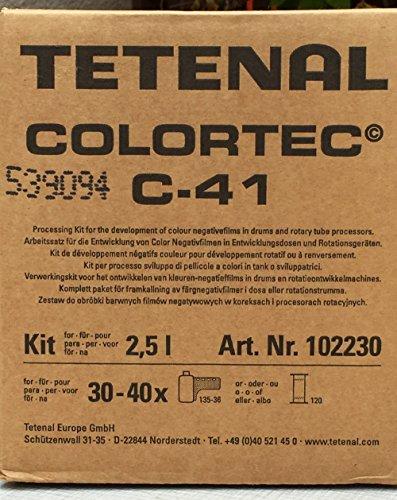 Tetenal Colortec C41 2,5 Liter