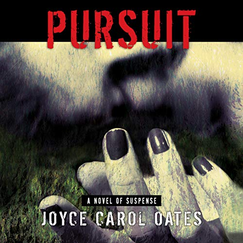 Pursuit audiobook cover art