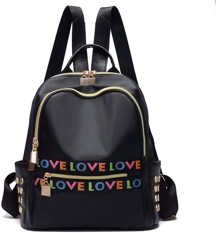 WanJiaherrenhop Einfache Handtaschen Handtaschen Handtaschen Schultertasche Niet Briefpackung, 31x25x13cm B07JJSXMYS  König der Menge 6e36ed