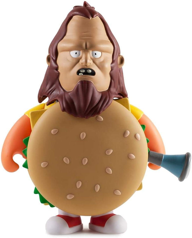 connotación de lujo discreta Bob's Burgers Beefsquatch Beefsquatch Beefsquatch Figura Standard  tienda de pescado para la venta