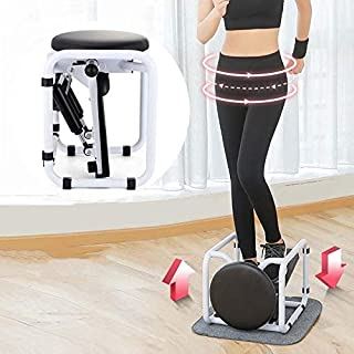Stool Stepper Household Mini Hydraulic Silent Mountaineering Pedal Machine Multifunctional Fitness Stepper Without Handle ...
