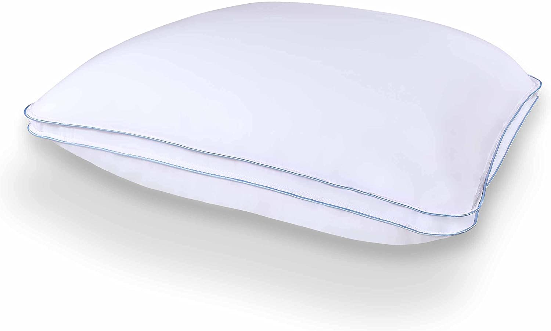 Sale SALE% OFF SINOMAX Hybrid Memory Omaha Mall Foam Ergonomic Firm Pillow Medium