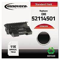 ivrb6200–Innovera互換リサイクル品52114501b6200トナー