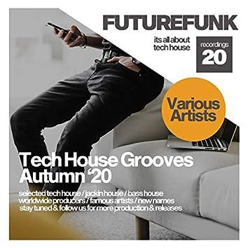 Tech House Grooves (Autumn '20)