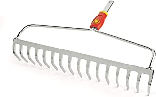 Wolf-Garten DOM40 Multi-Change Bow Rake Cultivation Tool Head, Red, 40 cm