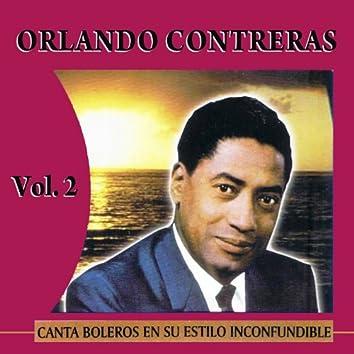Canta Boleros En Su Estilo Inconfundible Volume 2