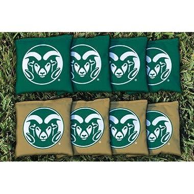 Victory Tailgate 8 Colorado State Rams Regulation Cornhole Bags (corn filled)