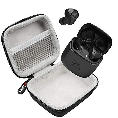 JBL Club PRO+ TWS True Wireless in-Ear Headphone Bundle with gSport Deluxe Hardshell Case (Black)