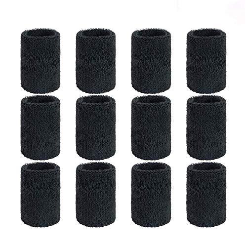 Serre-Poignets Bracelets,6 Paires Absorbants...
