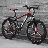 Bicicletas De Montaña para Hombre De 26 Pulgadas, Bicicleta