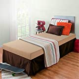 Zinus Memory Foam 5 Inch Bunk Bed / Trundle Bed / Day Bed / Twin...