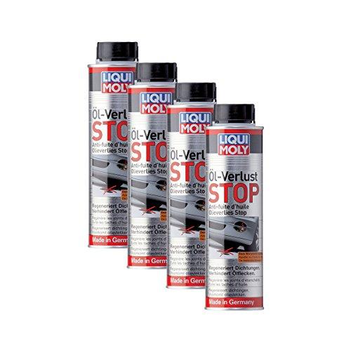Liqui Moly 4X 1005 Öl-Verlust-Stop Additiv 300ml