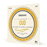 D'Addario EJ95 Nickel Plated Acoustic Guitar Strings, Medium