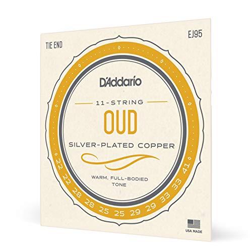 D'Addario EJ95 Oud/11-Saite Set