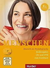 MENSCHEN B1 Medienp.(2CD-Audio+1DVD)