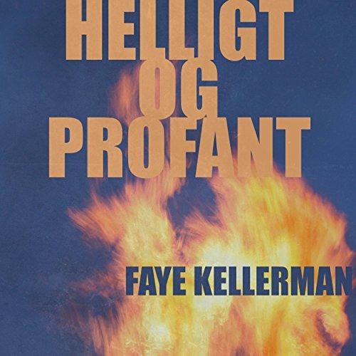 Helligt og profant audiobook cover art