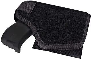 TUXI Car Gun Holster,Car Holster Handgun,Concealed Gun Holsters,Pistol Gun Holster,Gun safes for Pistols,Compact Handgun Storage - Gun Safe for Cars