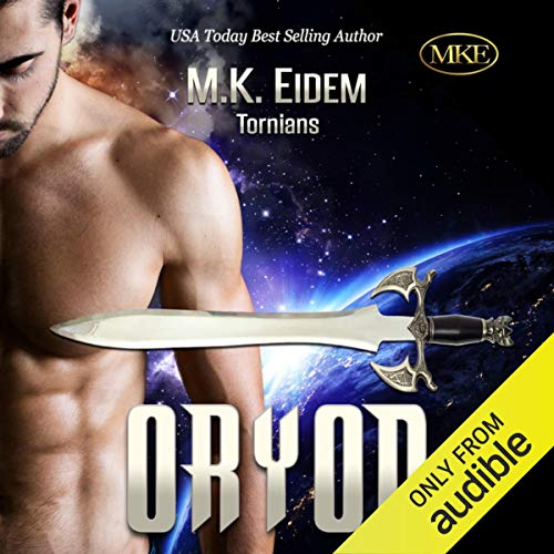 Oryon (Tornians) audiobook cover art