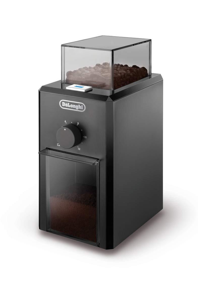 De'Longhi, Coffee grinder KG79, Black