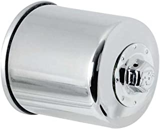 K&N Chrome Oil Filters KN-303C for Street