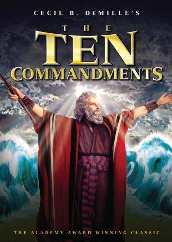 The Ten Commandments by Warner Bros.