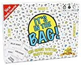 It's in The Bag! | The Ultimate Family Party Game for Game Night! - A Mashup of Charades Family Games for Kids and Adults & 25 Words or Less Card Games - Board Games for Family Night with Kids, Teens