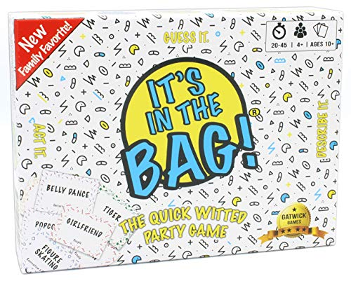 Top 10 best selling list for all in the bag
