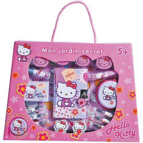 Alpa - A1102414 - Mon Jardin Secret - Hello Kitty