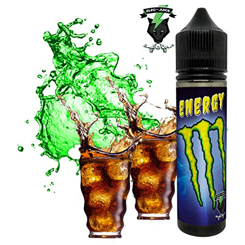 E-Liquid ENERGY GREEN | 60ML TPD | ElecVap | Sin Nicotina: