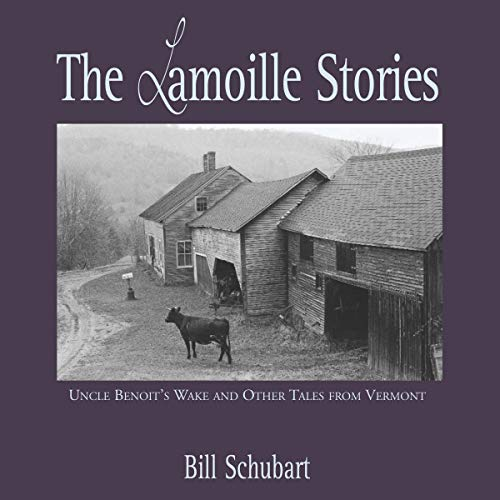 The Lamoille Stories audiobook cover art
