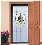 Doral Etched Glass Decorative Window Film 32' x 74'