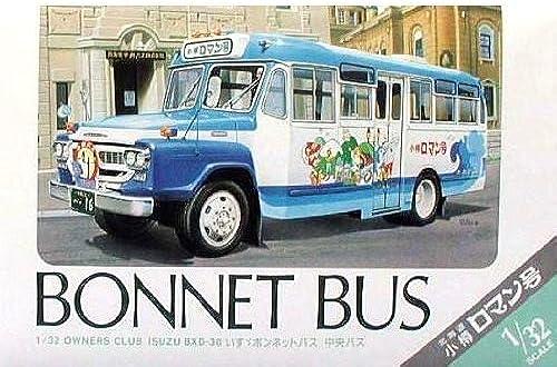 1 32 Bonnet Bus Hokkaido Tyuou (Model Car)