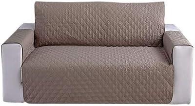 Funda de sofá de 2 plazas (de 110 cm a 150 cm) - Color ...