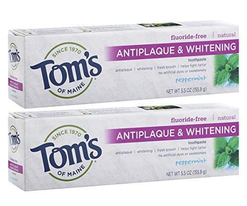 Tom's of Maine Fluoride-Free Antiplaque & Whitening