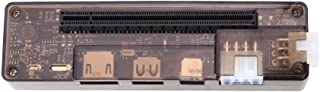Cewaal Mini PCI-E V8.4D EXP GDC External Video Graphics Card Base Dock Docking Station Module