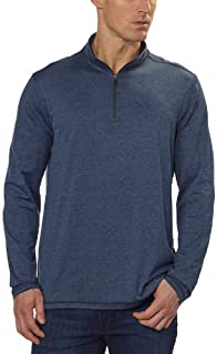 G.H. Bass & Co. Men's ¼ Zip Pullover, Variety