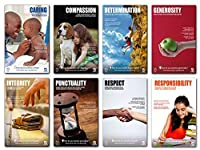 CHARACTER POSTERS FOR CLASSROOMS - 80 Posters - $75 Nobody can match this incredible offer! ONLY 94 cents per poster. IDEAL for Schools Homes Churches and Businesses Quality Lazer (11¨x17¨) [並行輸入品]