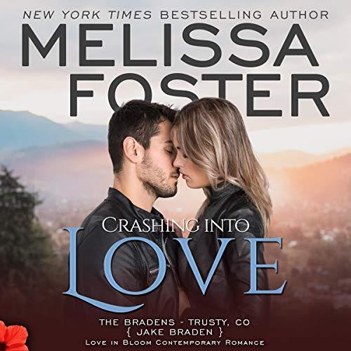 Crashing into Love: Jake Braden cover art