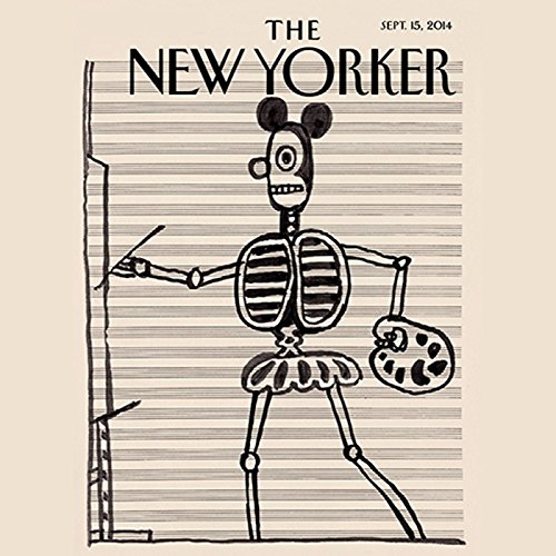 The New Yorker, September 15th 2014 (William Finnegan, John Lahr, David Remnick) copertina
