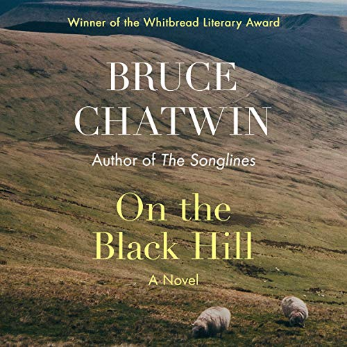 On the Black Hill audiobook cover art