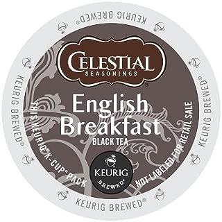 Celestial Seasonings English Breakfast Tea K-Cup (96 Count)